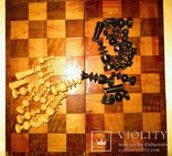 Шахматы старинные
