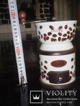 Кофемолка фарфор, фото №10