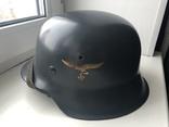 Немецкий стальной шлем М42 photo 1