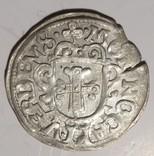 1/24 талера 1618 года Хуго Префлауес, аббат Вердена и Хелмштадта