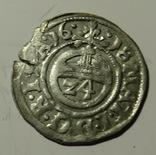 1/24 талера 1618 года Хуго Префлауес, аббат Вердена и Хелмштадта photo 2