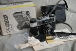 Фотоаппарат ФЭД-5 С, Юбилейный выпуск 70лет ФЭД упаковка, инструкция.