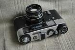 Фотоаппарат ФЭД-5 С, Юбилейный выпуск 70лет ФЭД упаковка, инструкция. photo 4
