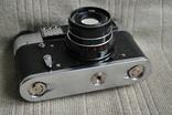 Фотоаппарат ФЭД-5 С, Юбилейный выпуск 70лет ФЭД упаковка, инструкция. photo 5