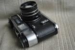 Фотоаппарат ФЭД-5 С, Юбилейный выпуск 70лет ФЭД упаковка, инструкция. photo 7