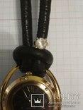 Часы Cristina , брилиант 12 сапфиров, фото №5
