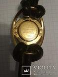 Часы Cristina , брилиант 12 сапфиров, фото №9