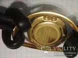 Часы Cristina , брилиант 12 сапфиров, фото №10