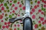 Старий германский нож, фото №6