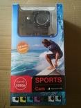 Экшн камера Action Camera Full HD A7. Лот 2
