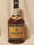 Бренді Stock 84 1.5 Litra . 40gr s.p.a 1980+-pokи