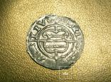 Ливонский Орден, шиллинг 1549 года, Рига (Дерпт) photo 1