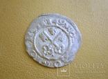 Ливонский Орден, шиллинг 1549 года, Рига (Дерпт) photo 2
