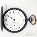 Часы резерв 1,5 старинные антикварные CYMA некомплектные нерабочие