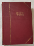Goethe werke