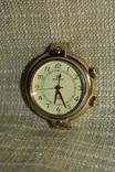 Часы полет с будильником 40 мм рабочие