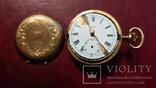 Золотые карманные часы ANCRE LE PARC 1910, фото №2