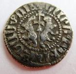Киликийская Армения, серебряный трам Левона I (1198-1219)