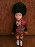 Винтажная кукла Шотландский солдат, фото №2