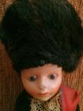 Винтажная кукла Шотландский солдат, фото №4