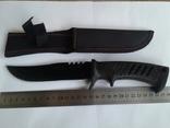 Нож армейский  Columbia антиблик