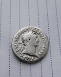 Денарий Домициан