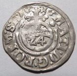 1/24 талера 1616 г. аббаство Корвей. photo 2
