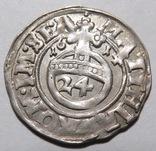 1/24 талера, 1616г., епископство Халберштадт., фото №3