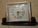 Часы будильник Слава 11 камней 1957 год, фото №2