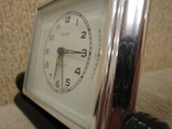 Часы будильник Слава 11 камней 1957 год, фото №4