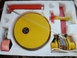 Электро механическая игрушка спортивный самолет