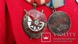 Комплект нагород на підполковника з ранньою відвагою, фото №10