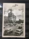 Открытка №245. Старый Киев. На Крещатике.