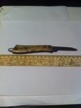Раскладной нож ссср, фото №2