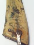 Раскладной нож ссср, фото №3
