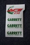 Наклейки Garrett ACE 150