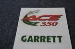 Наклейки Garrett ACE 350 photo 3