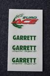 Наклейки Garrett ACE Euro