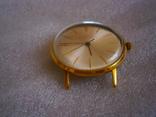 Часы Луч в позолоте. photo 2