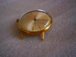 Часы Луч в позолоте. photo 4