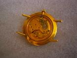 Часы Луч в позолоте. photo 6