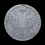 Талер 1823А, Австрия