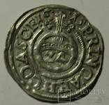 1/24 талера  1615  года, княжество  Анхальт,совместный чекан., фото №3