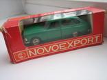 ИЖ 1500 Комби Сувенир А12 зеленый Новоэкспорт Novoexport