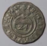 1/24 талера 1618 года Христиана , епископа Халберштадта photo 2