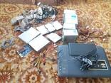 Принтер,жосткие диски,приводы и блоки питания