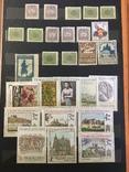 Альбом марок, серий, блоков старой Чехословакии (в осн. до 1960). 421шт.