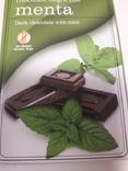 Шоколад без сахара Torras черный с мятой Испания 75г, фото №10