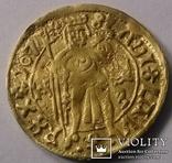 Дукат 1507 года Владислав 2 . Венгрия