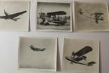 Сигаретные вкладыши.55шт.самолёты люфтваффе. Austria Munchen. Kurzserie.1930-1940г
